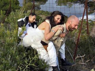 2015 Houston Palestine Film Festival: On the Bride's Side