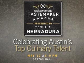 CultureMap Tastemaker Awards May 2015
