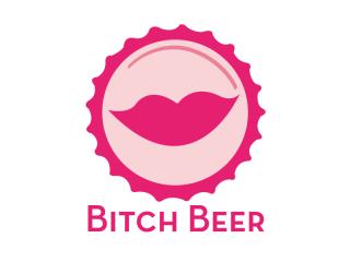 Bitch Beer logo 2015