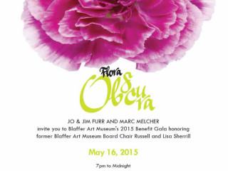 Blaffer Art Museum presents Flora Obscura