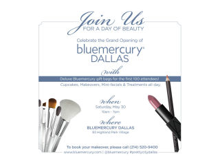 BlueMercury grand opening