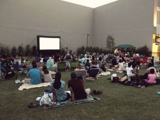 Shops at Park Lane presents Movies Under the Stars