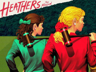 Salvage Vanguard Theater_Doctuh Mistah Productions_Heathers the Musical_2015