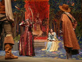 Trinity Shakespeare Festival presents Love's Labour's Lost