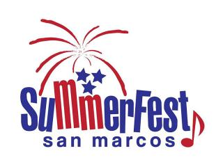 San Marcos SummerFest logo
