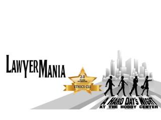 LawyerMania: A Hard Day's Night