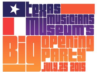 Texas Musicians Museum BIG Opening
