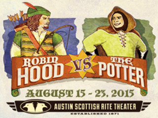 Robin Hood vs. The Potter