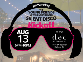 Silent Disco 2015 Kickoff