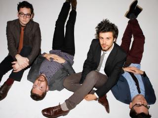 Passion Pit musicians band
