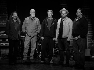 Jimmy Herring and the Invisible Whip in concert