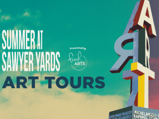 Fresh Arts presents Winter Street Studio Tour