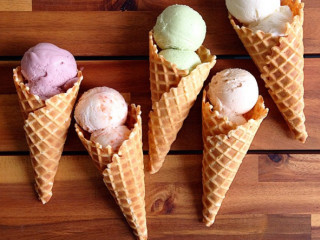 Lick Honest Ice Creams Scoops Cone