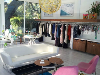 Cove Austin boutique shop interior South Congress