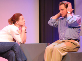 """Children of a Lesser God"" at Contemporary Theatre of Dallas"