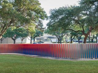 """Sicardi Gallery presents Carlos Cruz-Diez: """"Autonomía del color"""" opening reception"""