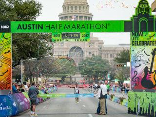 High Five Events presents Austin Marathon