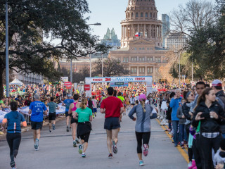 High Five Events presents The 3M Half Marathon