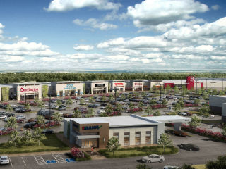 Grand Parkway Marketplace rendering