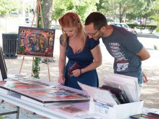 Midtown Houston presents Father's Day Market