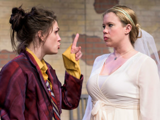 The City Theatre Austin presents William Shakespeare's <i>The Taming of the Shrew</i>