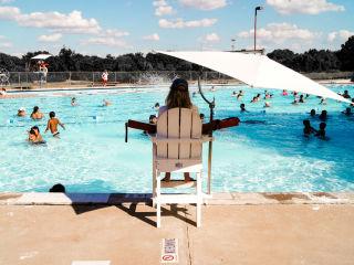 Forklift Danceworks presents <i>My Pool, My Park, My City: Bartholomew Swim</i>