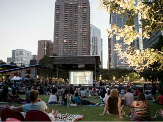 Houston Cinema Art Society presents Julydoscope