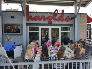 Harold's Restaurant, Bar and Terrace