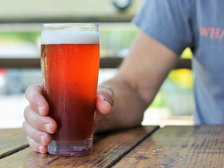 Uncle Billy's presents July First Friday Firkin: Minty Schizopetal
