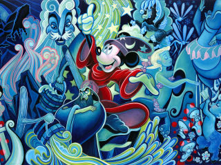 "ART on 5th presents ""Disney POP!"" opening reception"