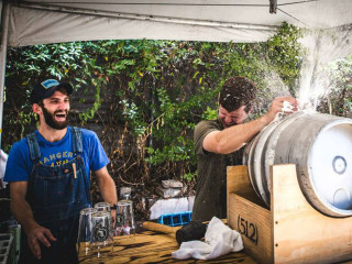 Banger's Sausage House & Beer Garden presents The Firkin Face-Off: A Hop Odyssey