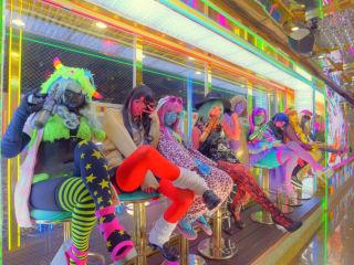 Brad Eugene Collins presents Color Me Wild: Ishoku-Hada (異色肌)