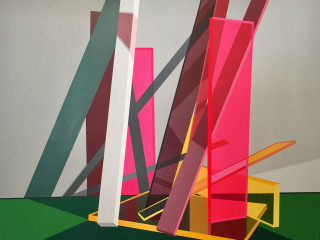 Holly Johnson Gallery presents Tommy Fitzpatrick: Crystal Cities