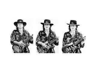 """Modern Rocks Gallery presents Tracy Anne Hart's """"Stevie Ray Vaughan & Friends opening party"""