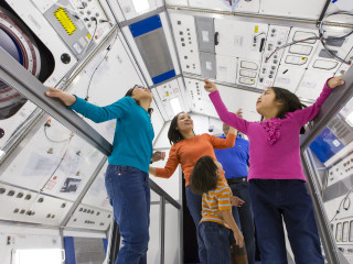 Perot Museum presents Journey to Space