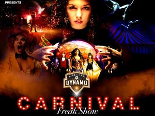 Fanatical Change presents Carnival Freak Show