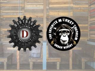 District Kitchen + Cocktail presents Infinite Monkey Theorem Wine Pairing Dinner