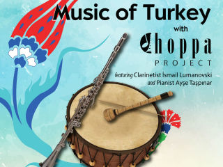 Rice University and Asia Society Texas presents Performing Asia - Music of Turkey with Hoppa Project