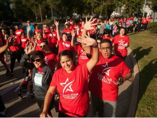American Heart Association presents Northwest Harris County Heart Walk