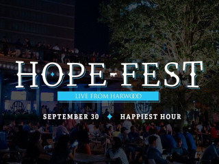 Harwood presents Hope Fest Live