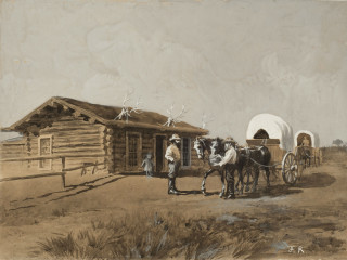 Sid Richardson Museum presents Frederic Remington: Altered States