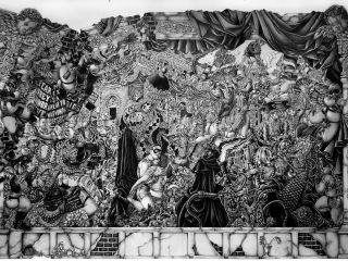 """Redbud Gallery presents Michael Meads: """"Der Liebestod and Other Drawings"""" opening reception"""