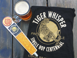 Easy Tiger presents Tiger Whisper Official Release Party