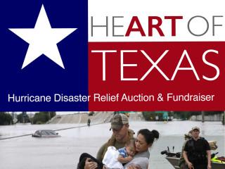 Laura Rathe Fine Art presents HeART of Texas Fundraiser