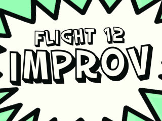 Flight 12 Improv at UT Arlington