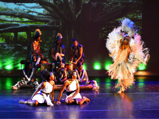 Bandan Koro African Drum & Dance Ensemble presents Guinea Fare