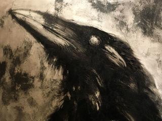"Redbud Gallery presents Nancy Parker Johnson: ""Presently my soul grew stronger; hesitating then no longer"" opening reception"