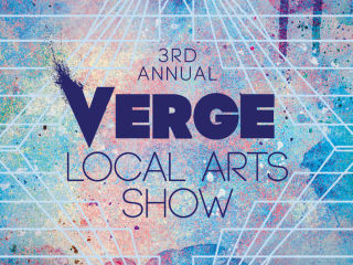 VERGE Art Events presents VERGE 3rd Annual Art Show