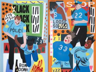 Modern Art Museum of Fort Worth presents Focus: Nina Chanel Abney