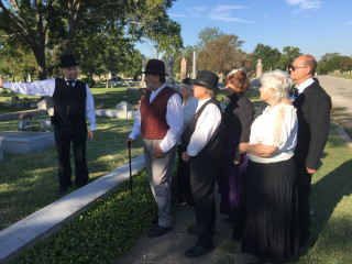 Murder, Mayhem & Misadventure Walking Tour